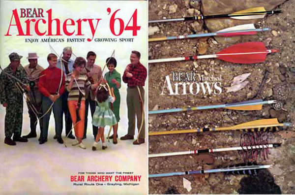 Bear 1964 Archery Catalog