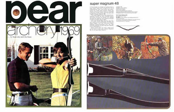 Bear 1969 Archery Catalog