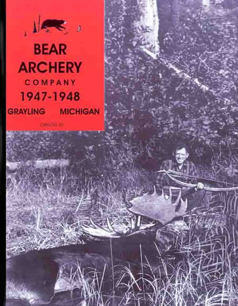 Bear 1947-48 Archery Catalog