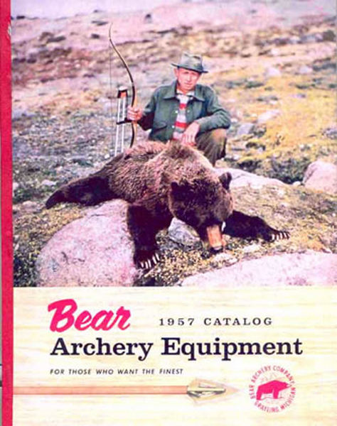 Bear 1957 Archery Catalog