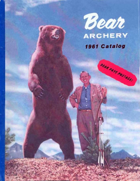 Bear 1961 Archery Catalog