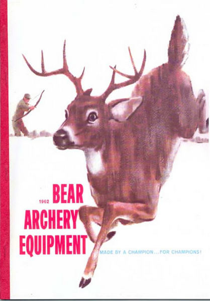 Bear 1962 Archery Catalog
