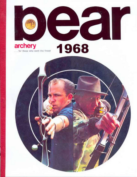 Bear 1968 Archery Catalog
