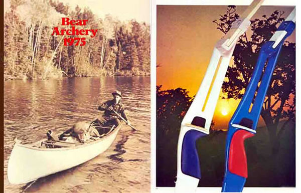 Bear 1975 Archery Catalog