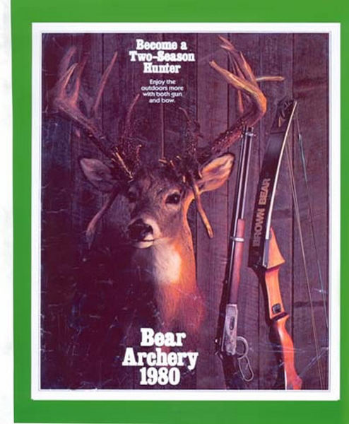 Bear 1980 Archery Catalog