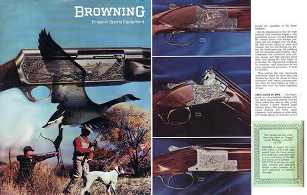 Browning 1972 Firearms and Sporting Items