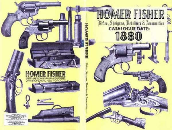 Homer Fisher Catalogue - 1880