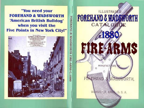 Forehand & Wadsworth c1880 Fire-Arms
