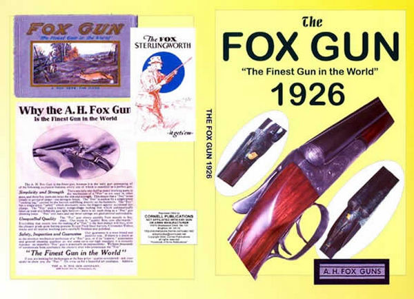 AH Fox 1926, The Fox Guns