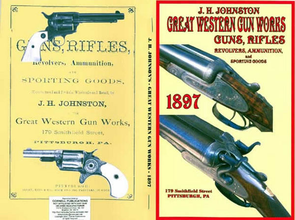 Great Western Gun Works 1897- Retail Sport Goods and Guns