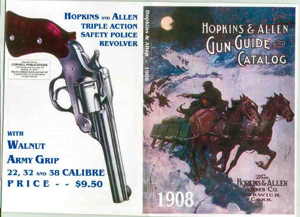 Hopkins & Allen 1908 Gun Catalog
