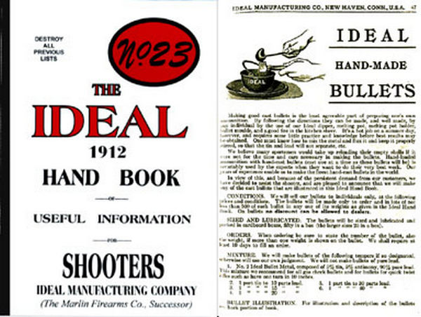 Ideal 1912 Hand Book for Useful Information #23 Catalog