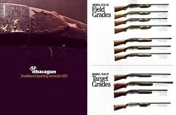 Ithaca 1975 Firearms Catalog