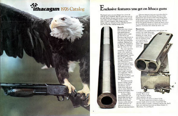Ithaca 1976 Firearms Catalog
