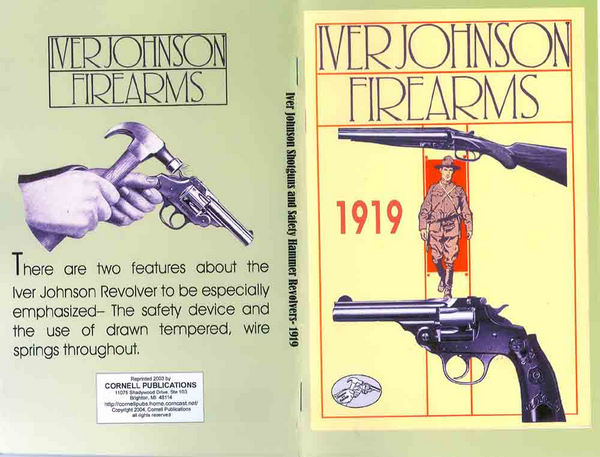 Iver Johnson 1919 Firearms