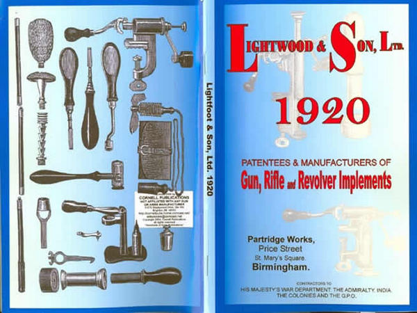 Lightwood & Son 1920 Catalog (UK)