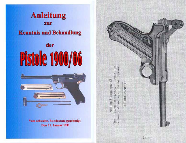Luger (German) 1900-1906 Catalog