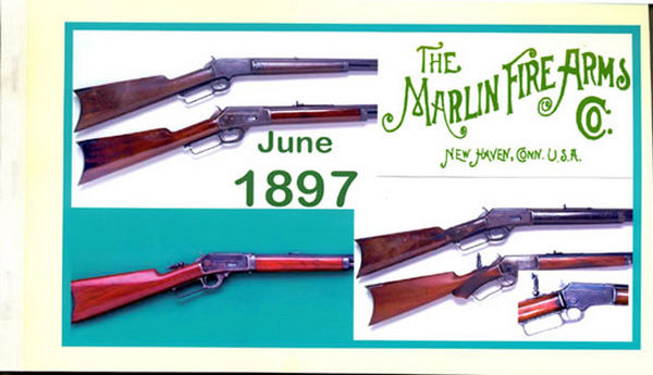 Marlin 1897 Fire Arms Big Catalog