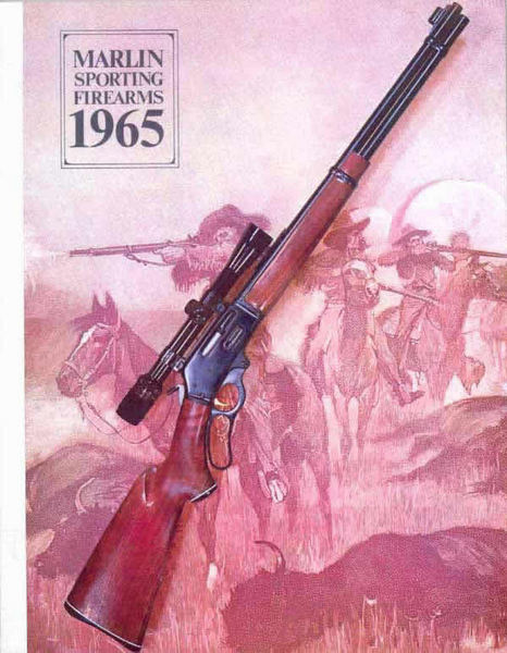 Marlin 1965 Sporting Arms, Rifles & Shotguns Catalog