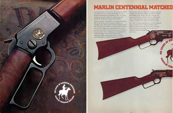 Marlin 1970 Firearms Catalog