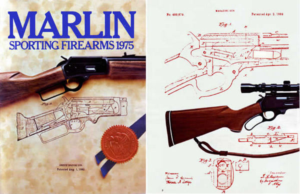 Marlin 1975 Firearms Catalog