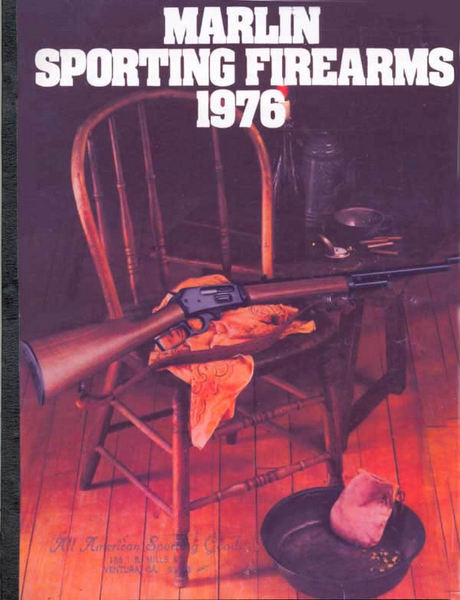 Marlin 1976 Sporting Firearms Catalog