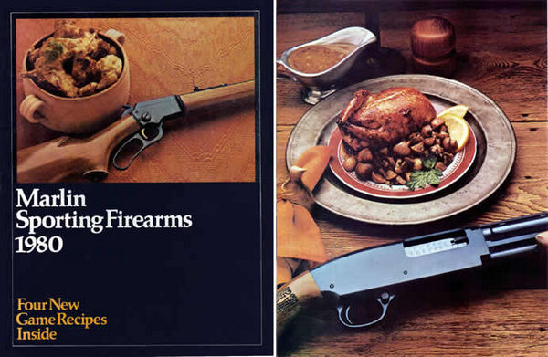Marlin 1980 Firearms Catalog