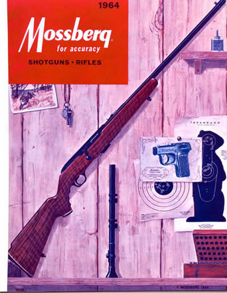 Mossberg 1964 & Sons Shotguns and Rifles Catalog