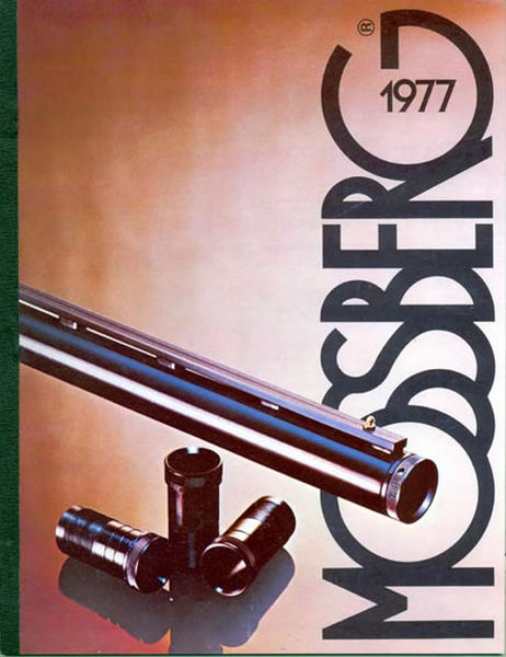 Mossberg 1977 Rifles & Shotguns Catalog