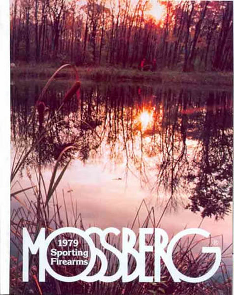 Mossberg 1979 Rifles & Shotguns Catalog