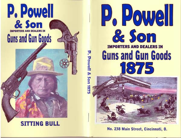P. Powell & Son, Gun & Goods Catalog 1875 (Ohio)