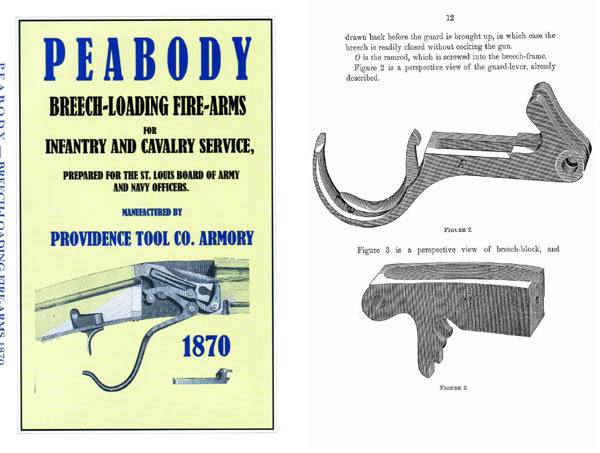Peabody Firearms 1870 Catalog- Providence Tool Co.