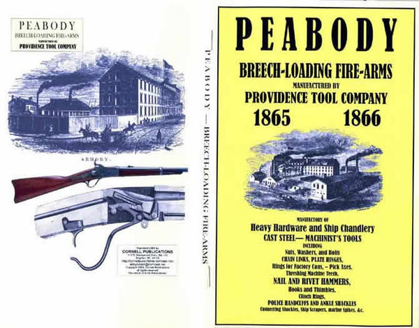 Peabody Rifles 1865 Catalog - Providence Tool Co.