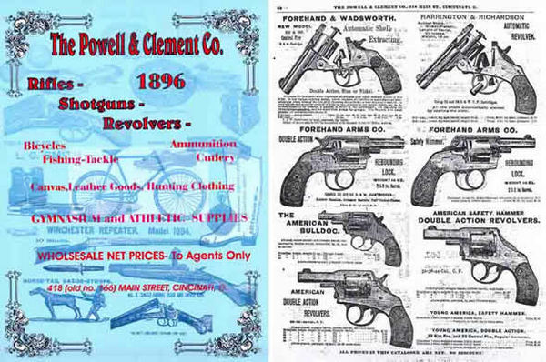Powell and Clement 1896 -1897 Catalog (Cincinnati Ohio)