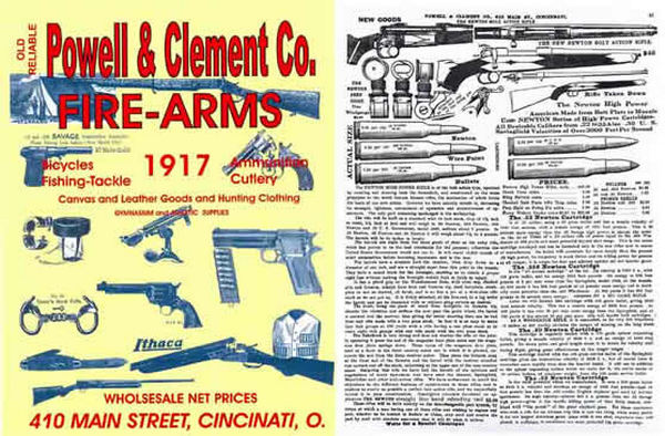 Powell and Clement 1917 (Cincinnati Ohio)