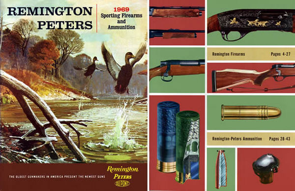 Remington 1969 Firearms Catalog