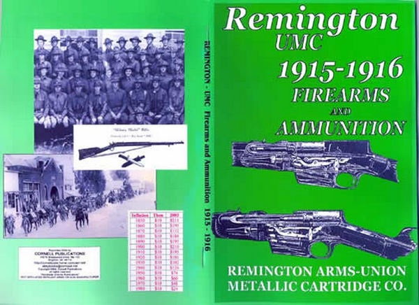Remington 1915-1916 - Firearms and UMC Ammunition