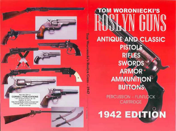 Roslyn Antique and Classic Gun Catalog - 1942