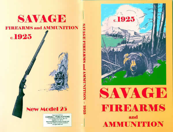 Savage c.1925 Arms Company
