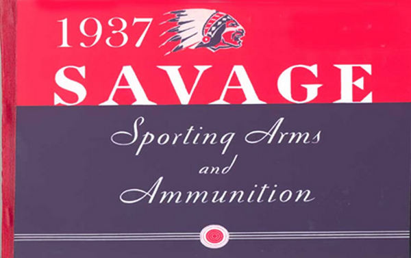 Savage 1937 Sporting Arms and Ammunition