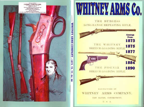 Whitney Arms - 1873, 75, 77, 84, 90