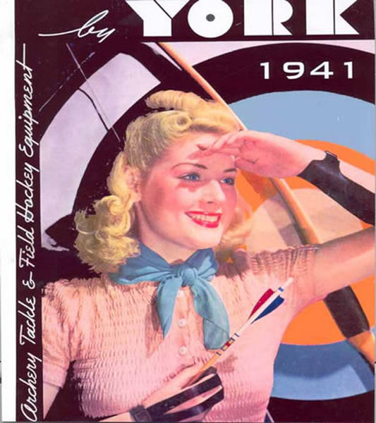 York Archery 1941 Manufacturer Catalog