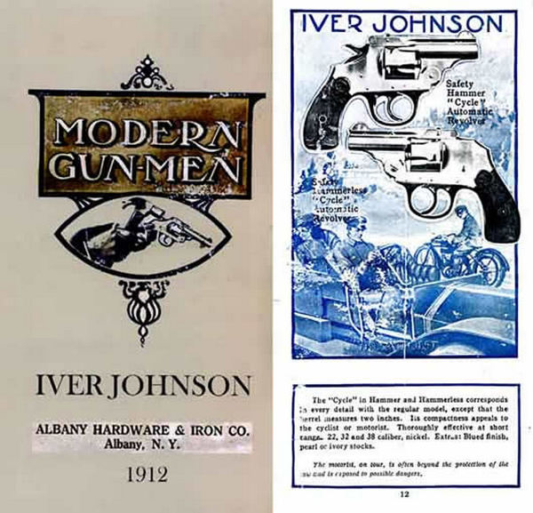 Iver Johnson 1912 Gun Catalog