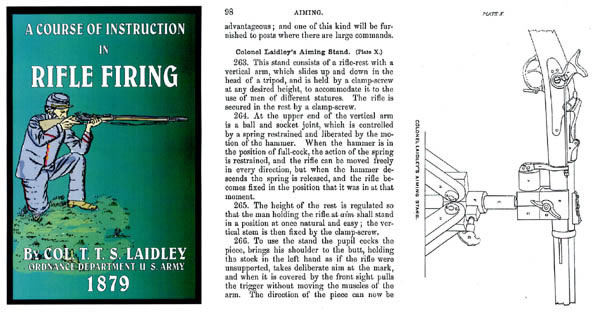 Laidley's - A Course of Instruction in Rifle Firing 1879