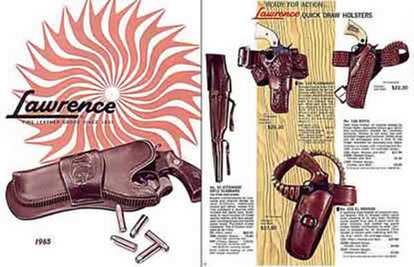 Lawrence Leather Goods 1965 Catalog