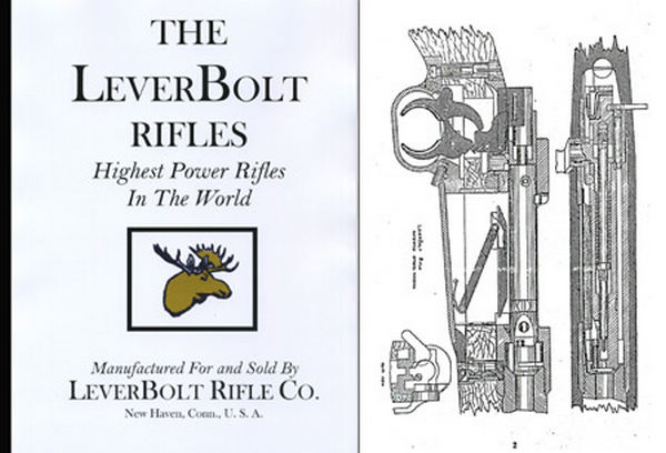 Lever Bolt Rifles c1931-32 Gun Catalog