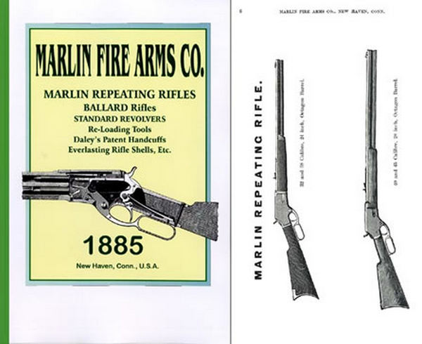 Marlin 1885 Fire Arms Gun Catalog