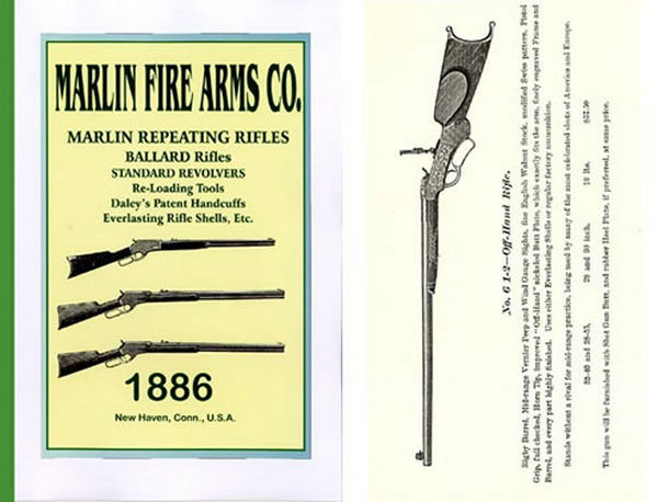 Marlin 1886 Fire Arms Company Gun Catalog