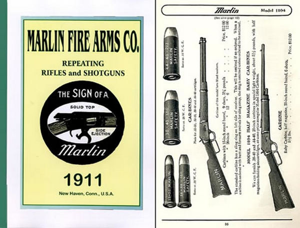 Marlin 1911 Fire Arms Company Gun Catalog