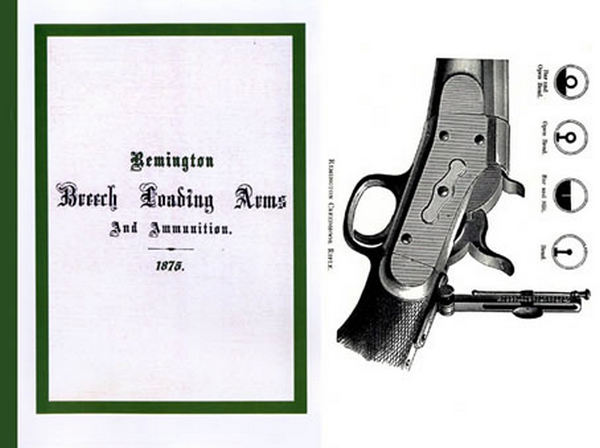 Remington 1875 Breech Loading Arms & Ammunition Catalog